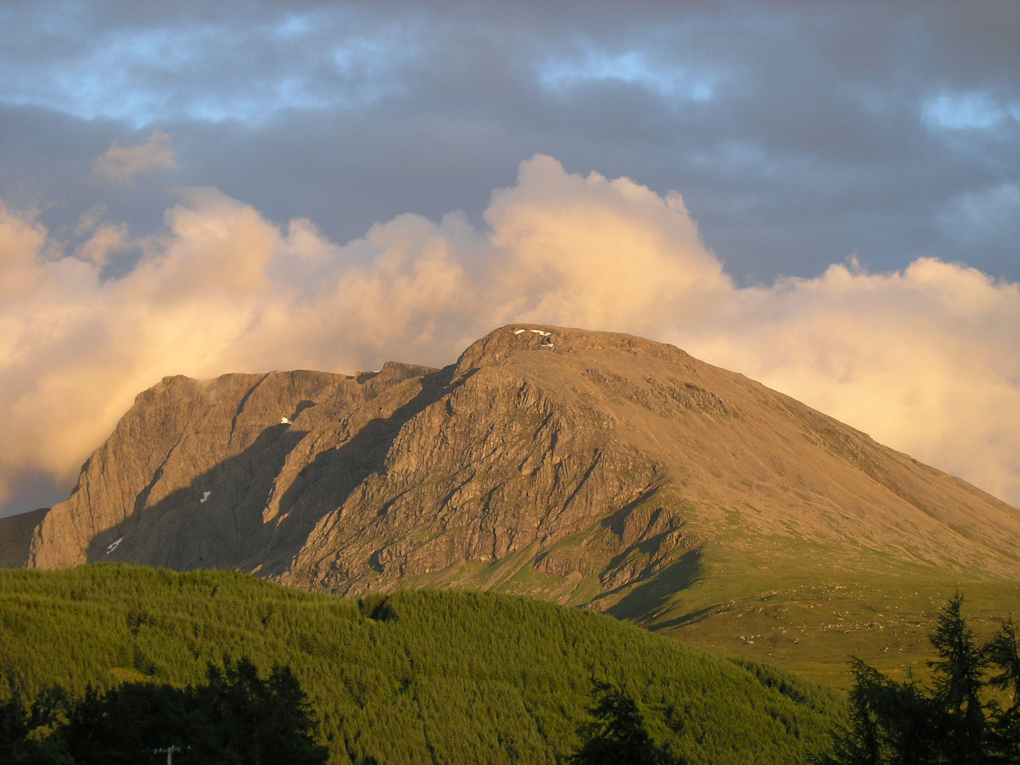 Volcanoes Amp Magma Chambers Lochaber Geopark