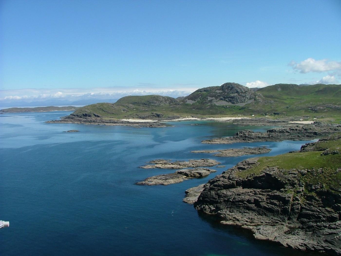 Półwysep Ardnamurchan, Szkocja