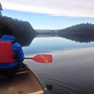 Canoe Moidart