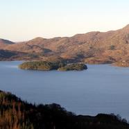 Loch Morar. Deepest Loch