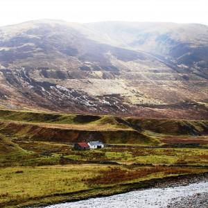 Parallel Roads photo from Lochaber Geopark